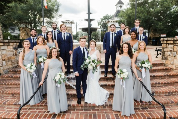 Abby and Bennett's wedding 173 Carlyle House Historic Downtown Norcross