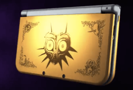 Majora's Mask New 3DS