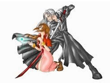 Aerith's Death