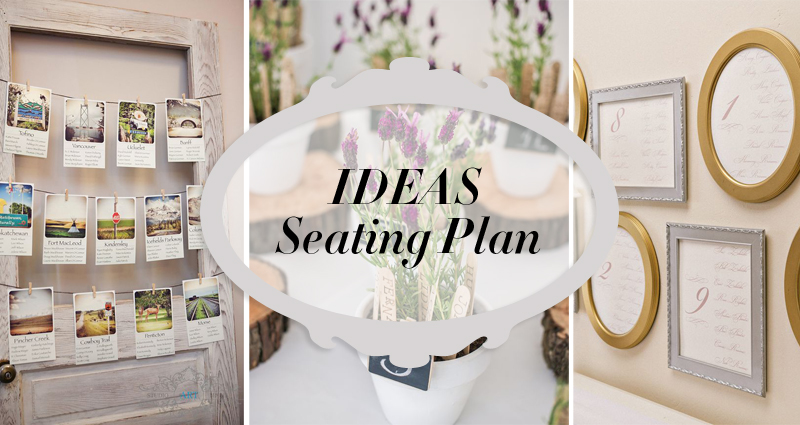 Ideas para el seating plan