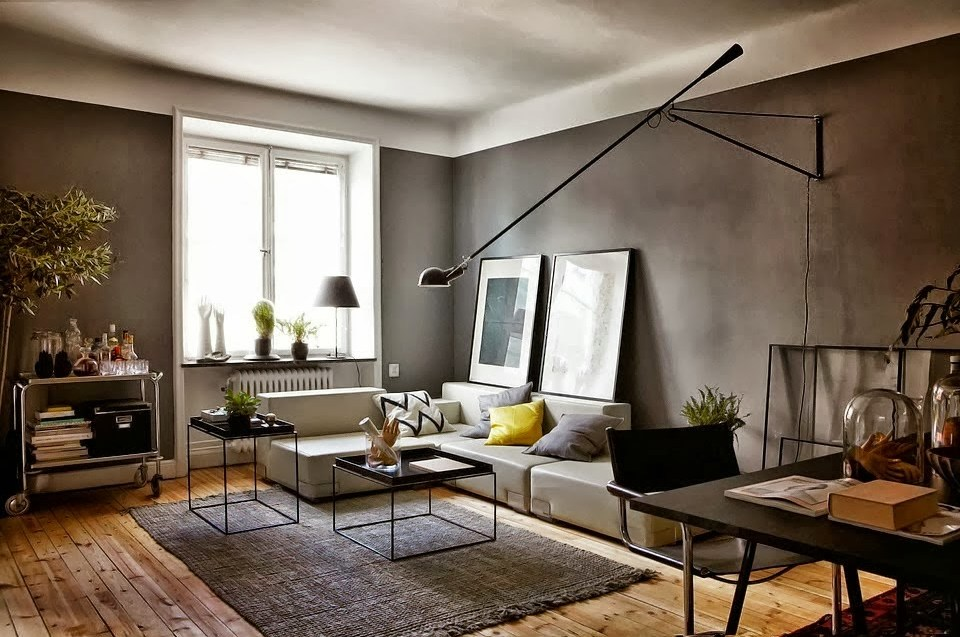 Claves del estilo Urban Chic en decoración