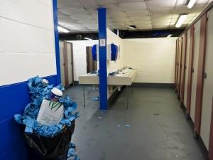 Ladies toilets St Andrews