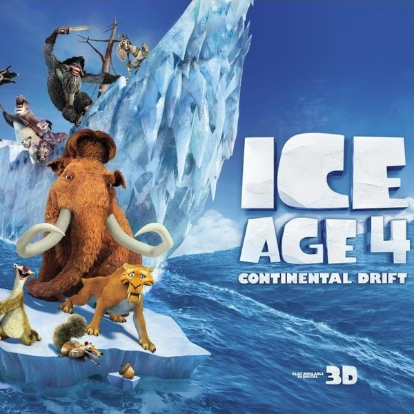Ice Age 4 Making of