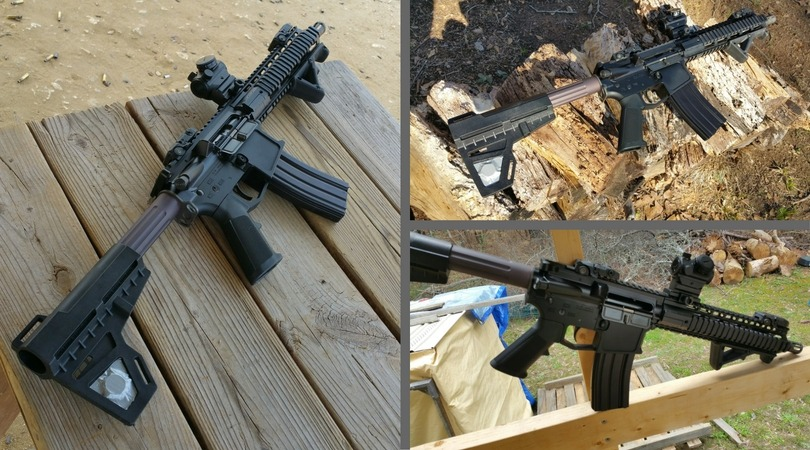 preparedness, prepper, AR-15, SHTF, go to gun,