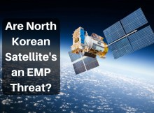 North Korea, EMP, satellite, nuclear, preparedness, prepper, survival, EMP threat,