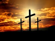 Happy Easter, cross, Lord, God, Jesus, Easter,