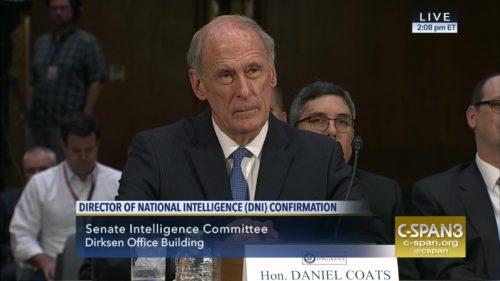 DNI, Dan Coats, threat assessment