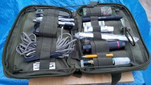 Condor T&T, EDC, pouch, kit, EDC, review, survival, bug out