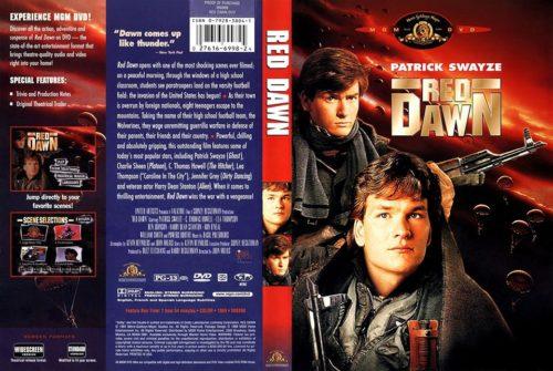 Red Dawn, DVD, Red Dawn DVD