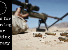 5 Tips for Improving Your Shooting Accuracy, SHTF, shooting, firearm, prepper, accuracy