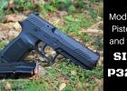 Sig P320, military pistol trials, US army pistol, modern defense pistols, combat pistol,