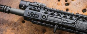 M-Loc, light mount, weapons light, SureFire, Streamlight, AR-15
