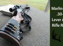 Marlin, lever action, video, review, 30-30, SHTF, prepper, preparedness