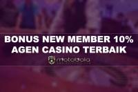 Agen casino terbaik