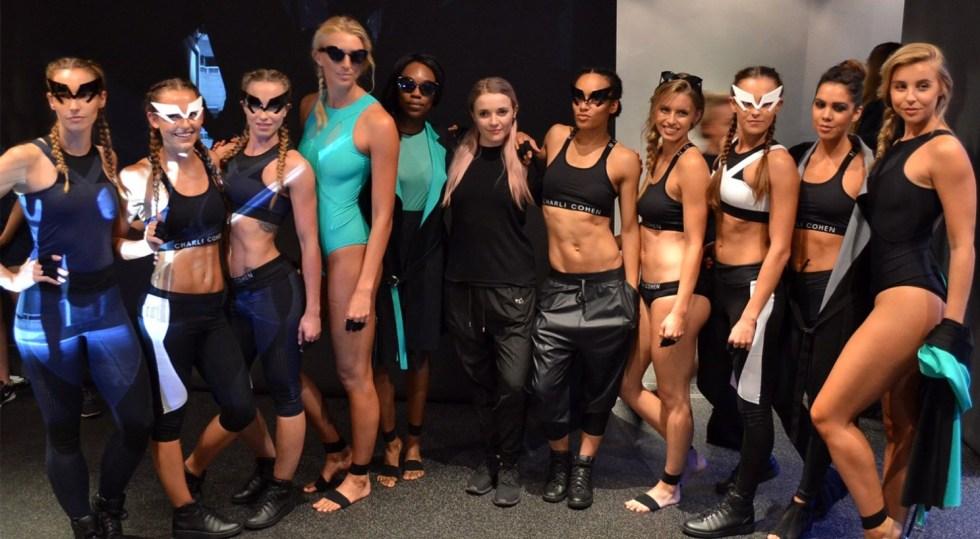 Charli Cohen Fashion Show London