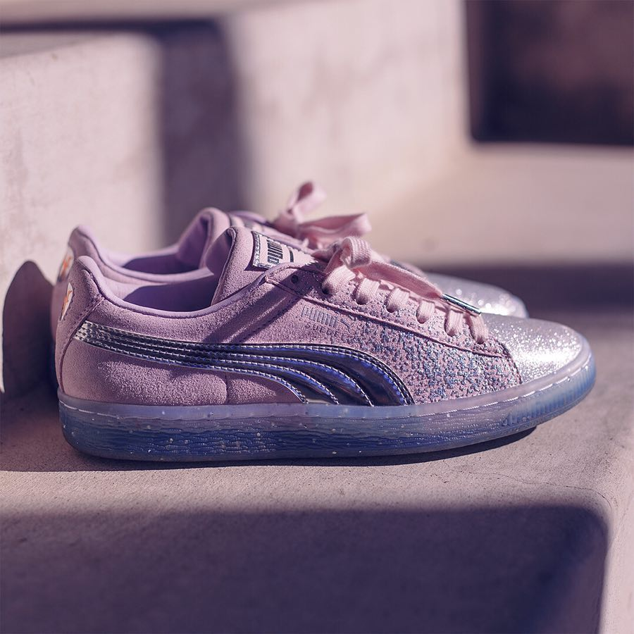 PUMA x Sophia Webster 2018 shoes pink