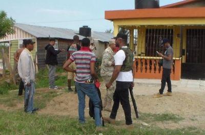 Presuntos contrabandistas se enfrentan con miembros del CESFRONT