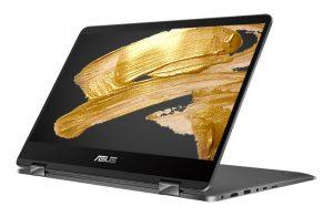 The ZenBook Flip 14 (UX461)