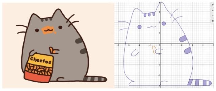 Math/Art | 17GoldenFish
