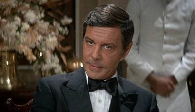 Louis Jourdan creates a memorable Bond villain in Octopussy