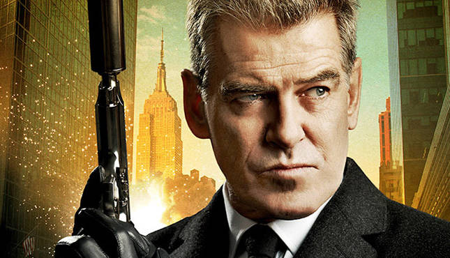 Trailer And Poster For Pierce Brosnan And Milla