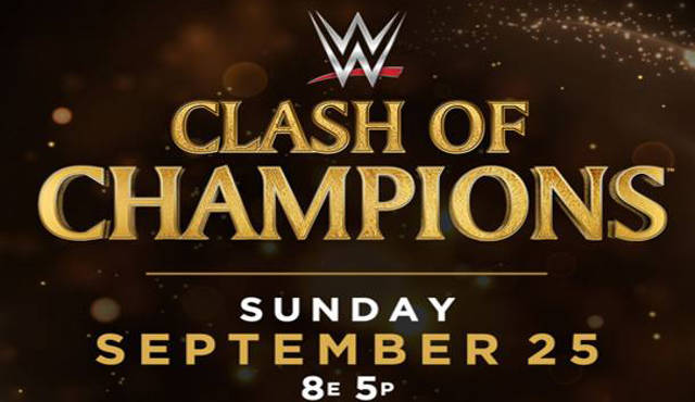 Image result for wwe clash of champions 2016 logo