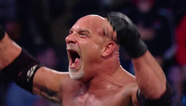 goldberg-survivor-series