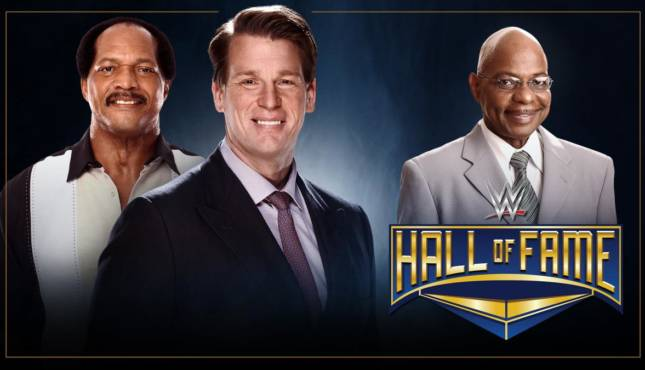 Image result for JBL & Ron Simmons To induct Teddy long into WWE Hall of Fame