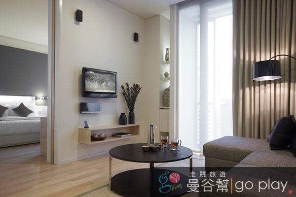 【曼谷飯店】通羅區內的最佳住宿選擇 — Somerset Thong Lo