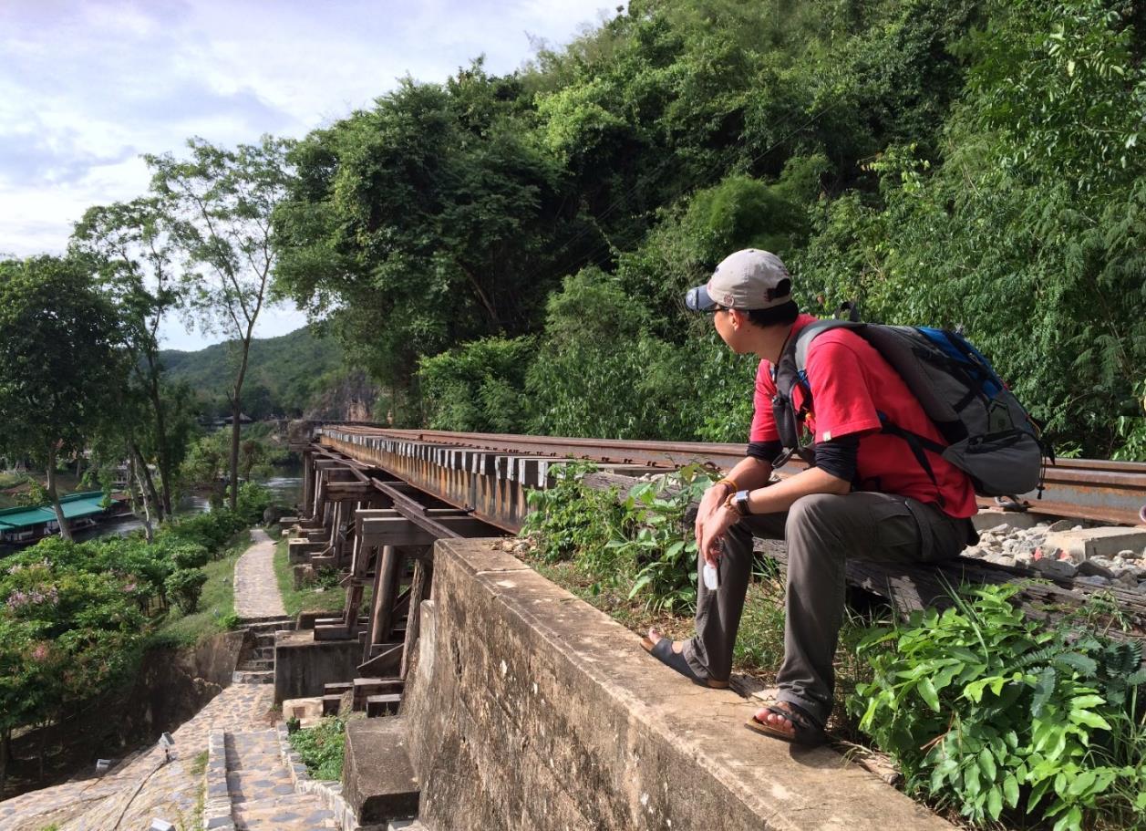 【泰國|北碧景點】死亡鐵路(Death Railway)