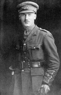 2nd Lt. Kenneth Callan-Macardle Killed in action at Trones Wood 9th July 1916 IWM HU35936.