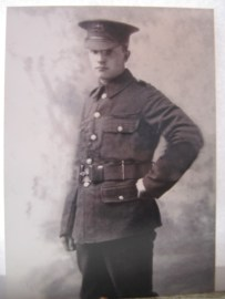 Private Allan Arthur Bell, 17th Battalion Manchester Regiment