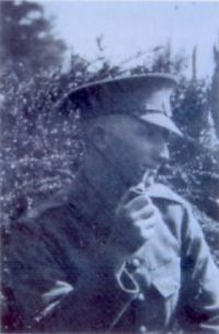 Pt. Vernon Edkins - 2nd South African Infantry.