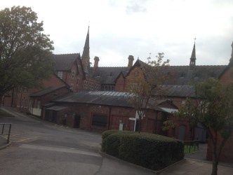 Cheadle Hulme School Original Swimming Pool