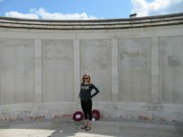 The Manchesters Panels at Tyne Cot