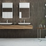 Brown Marble Textured Ceramic Tile Wall Why Tile