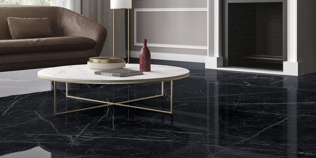 2019 Tile Trends Dark Marble Looks Why Tile
