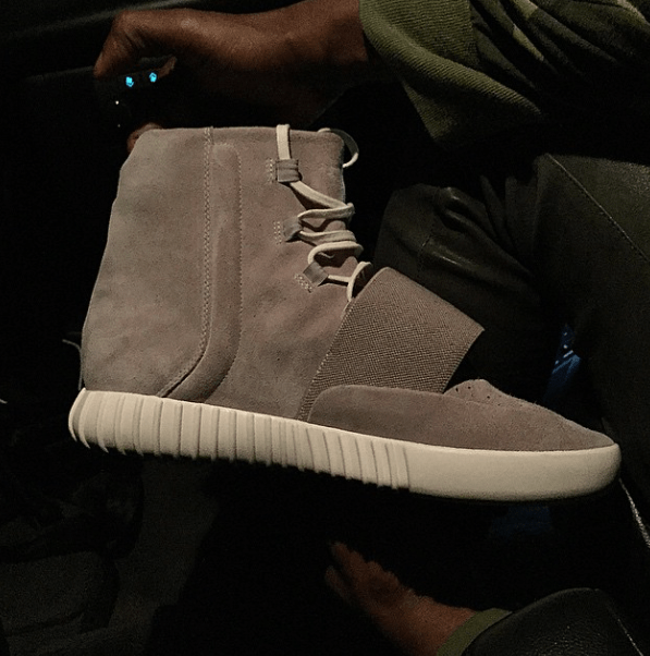 Adidas Yeezy Boost Customizes by Chris Brown_15
