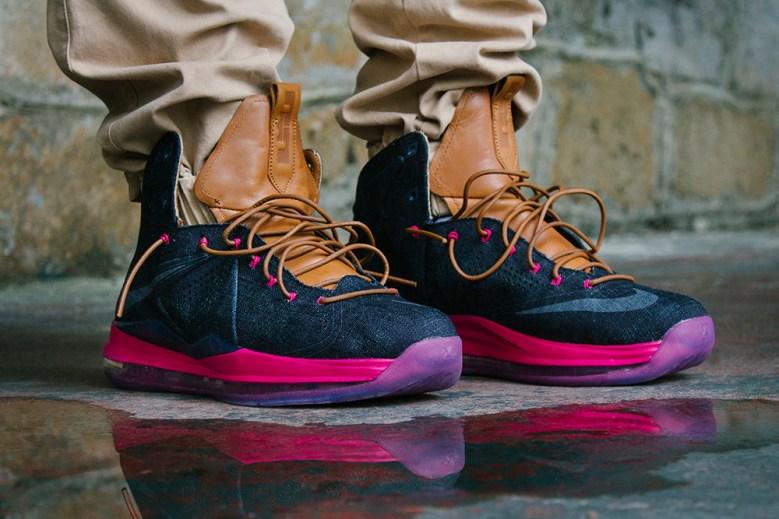 Nike LeBron 10 Ext Denim_35
