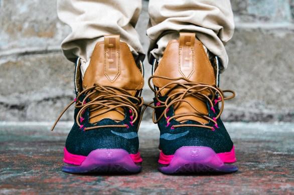 Nike LeBron 10 Ext Denim_37