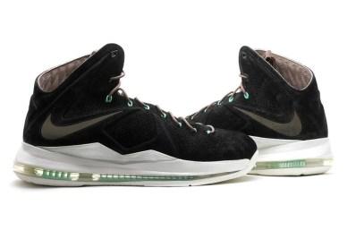 Nike Lebron X Ext QS Black Suede_06