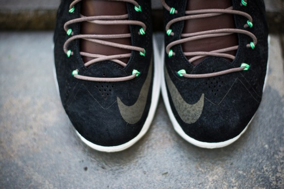 Nike Lebron X Ext QS Black Suede_11