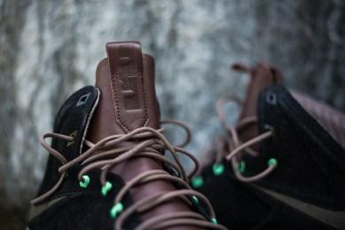Nike Lebron X Ext QS Black Suede_13