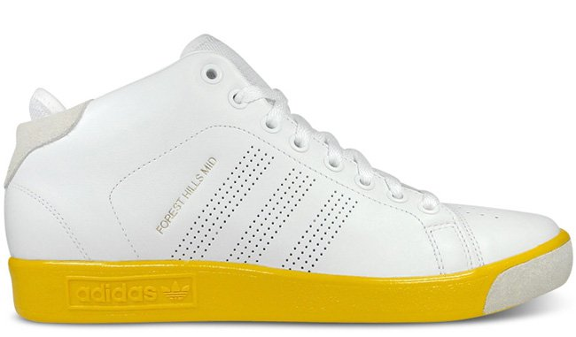 Adidas ObyO Forest Hills Mid Sunshine Yellow x DB_01