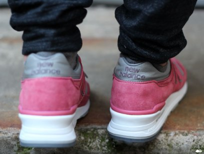 New Balance 997 Rosé Made in USA x Concepts_66