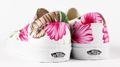 Vans Slip-On Hawaiian Floral White_03