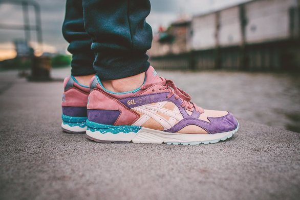 Asics Gel Lyte V Desert Pack x Offspring_10