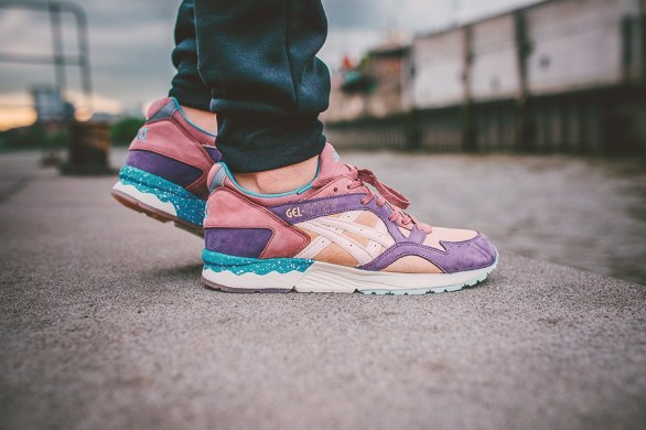 Asics Gel Lyte V Desert Pack x Offspring_11