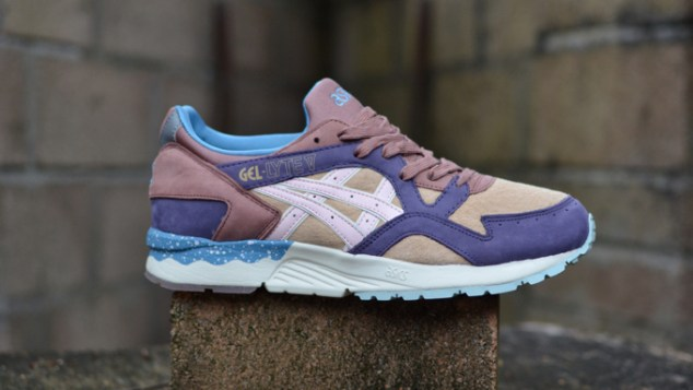 Asics Gel Lyte V Desert Pack x Offspring_61