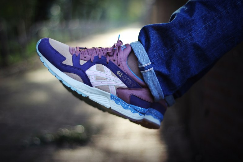 Asics Gel Lyte V Desert Pack x Offspring_86